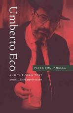 Umberto Eco and the Open Text PDF