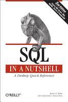 SQL in a Nutshell PDF
