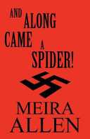 And Along Came a Spider  Book