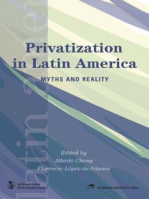 Privatization in Latin America PDF