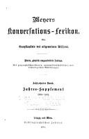 bd  Erstes jahres supplement 1890 91 PDF
