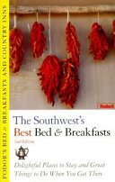 Bed and Breakfasts and Country Inns  Southwest PDF