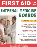 First Aid for the Internal Medicine Boards  Fourth Edition PDF