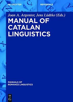 Manual of Catalan Linguistics PDF