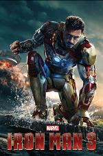 Marvel's Iron Man 3 - The Art Of The Movie