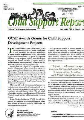 Child Support Report PDF