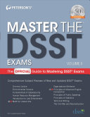 Master the DSST Exams