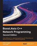 Boost  Asio C   Network Programming   Second Edition PDF