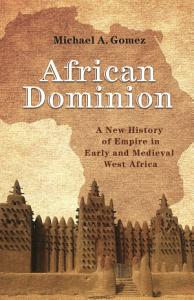 African Dominion Book