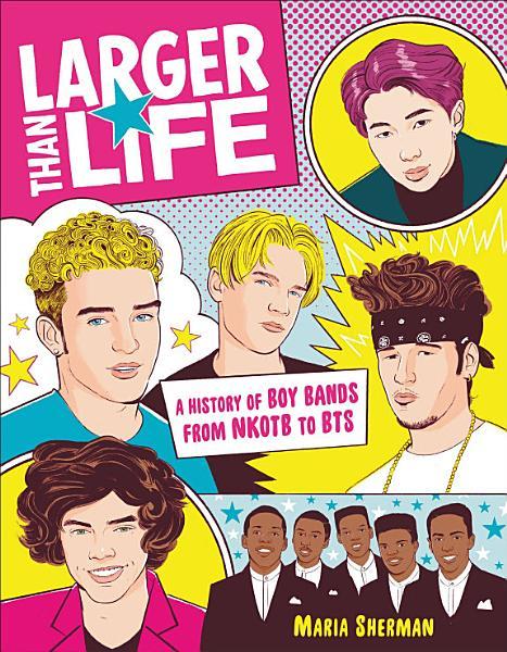 Download Larger Than Life Book