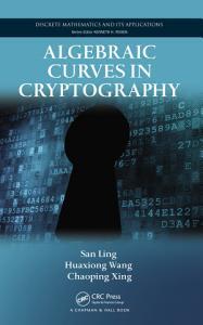 Algebraic Curves in Cryptography PDF