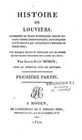 Histoire de Louviers