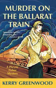 Murder on the Ballarat Train   TV tie in Book