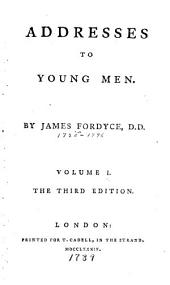 Addresses to young men: Volume 1