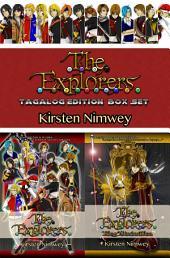 The Explorers Series Box Set (Tagalog Edition)