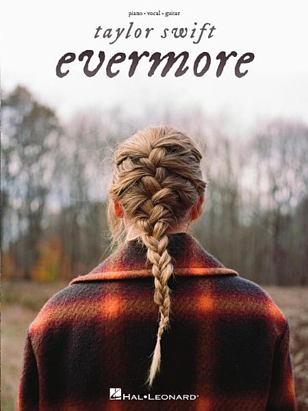 Download Taylor Swift   Evermore Songbook Book