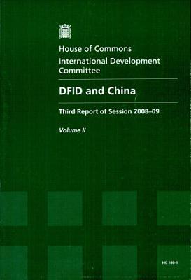 DFID and China