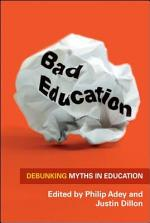 EBOOK: Bad Education: Debunking Myths in Education