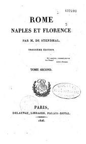 Rome, Naples Et Florence (2)