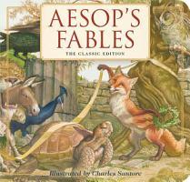 Aesop s Fables Board Book PDF