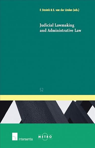 Download Judicial Lawmaking and Administrative Law Book