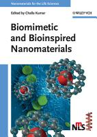 Biomimetic and Bioinspired Nanomaterials PDF