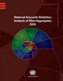 National Accounts Statistics: Analysis of Main Aggregates 2016
