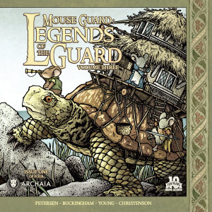 Mouse Guard Legends of the Guard Vol  3  1  of 4  PDF