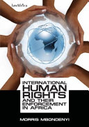 International Human Rights and Their Enforcement in Africa PDF