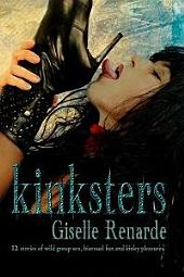 Kinksters: 12 Stories of Wild Group Sex, Bisexual Fun and Kinky Pleasures