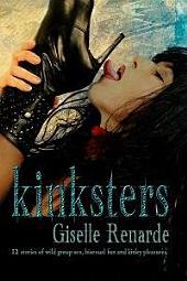 Kinksters: 12 Stories of Wild Group Sex, Bisexual Fun and Kinky Pleasures
