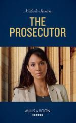 The Prosecutor (Mills & Boon Heroes) (A Marshal Law Novel, Book 3)