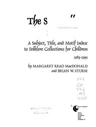 The Storyteller s Sourcebook PDF