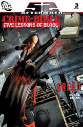 Crime Bible: The Five Lessons (2007-) #3