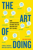 The Art of Doing PDF