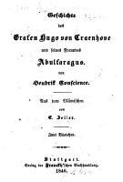 Geschichte des Grafen Hugo von Craenhove und seines Freundes Abulfaragus PDF