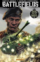 Garth Ennis' Battlefields Vol 7: The Green Fields Beyond