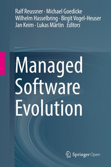 Managed Software Evolution PDF