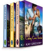 The Caley Cove Series Boxed Set (Three Contemporary Romance Novels in One)