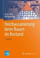 Holzbausanierung beim Bauen im Bestand PDF