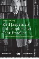 Karl Jaspers als philosophischer Schriftsteller PDF