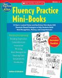 Fluency Practice Mini Books PDF