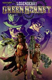 Legenderry: Green Hornet #5
