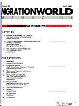 Migration World Magazine PDF