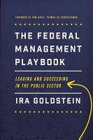 The Federal Management Playbook PDF