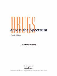 Drugs Across the Spectrum PDF
