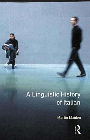 A Linguistic History of Italian PDF