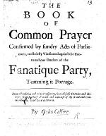 A Messe of Pottage, very well seasoned and crumbd. With bread of life; and easie to be digested. Against the contumelious slanderers of the Divine Service, terming it porrage ... Set forth by G. Calfine