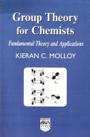 Group Theory for Chemists PDF