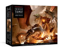 The Rise of Tiamat Dragon Puzzle (Dungeons and Dragons)